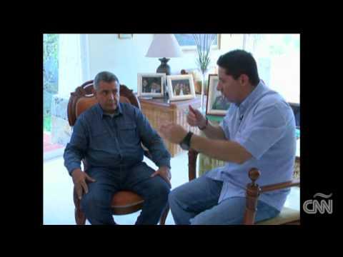 Entrevista con el general Ángel Vivas en CNN | Parte 1