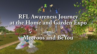Home and Garden Expo - RFL Awareness Journey