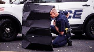 6 POLIZEI-GADGETS, DIE DICH ÜBERRASCHEN WERDEN
