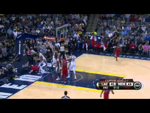 NBA Playoffs 2013: NBA LA Clippers Vs Memphis Grizzlies Highlights April 27, 2013 Game 4