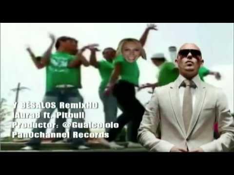Y BESALOS REMIX - iAura ft Pitbull.mp4