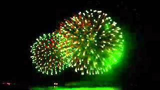 Gangnam Style Fireworks Display