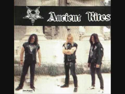 Ancient Rites - Crucifixion Justified