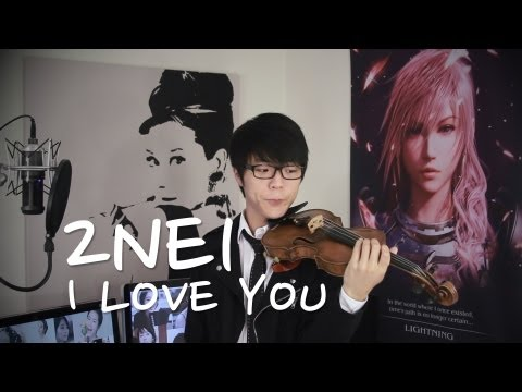 2NE1 - I Love You - Jun Sung Ahn Violin Cover