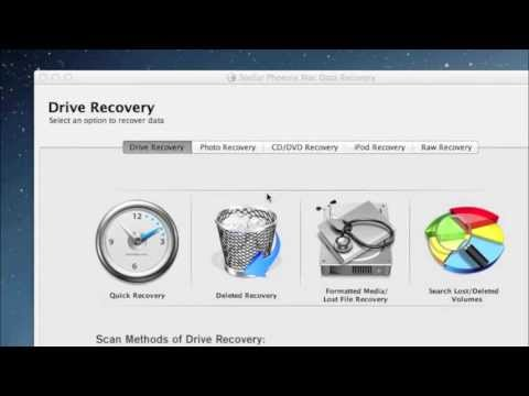 SD Card Recovery For Mac Computer in MINUTES