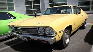 Hot Rods and Muscle Cars NZ