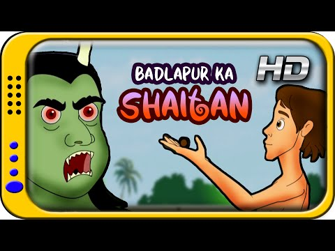 Badlapur ka Shaitan - Hindi Story for Children with moral   Kahaniya   Short Stories Kids   Movie thumbnail