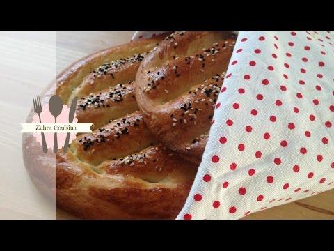 طريقة تحضير الخبز التركى
