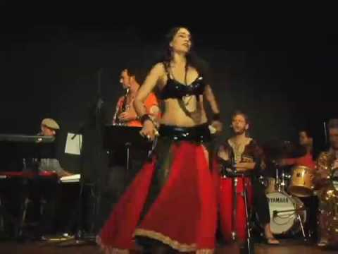 Belly dance by Nanna Candelaria (Part 1)