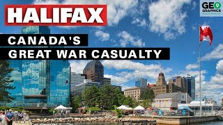 Halifax: Canada's Great War Casualty
