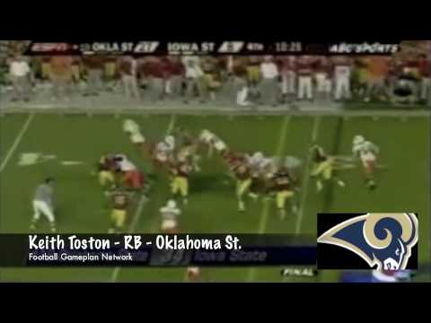 Football Gameplan's 2010 NFL Draft Grades - St Louis Rams Video