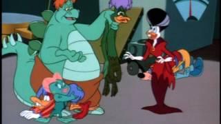 Darkwing Duck- Justice Ducks vs Fearsome Five