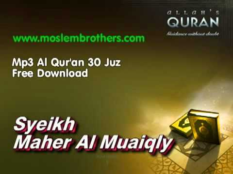 Complete Al Quran 30 Juz Syeikh Maher Al Muaiqly video