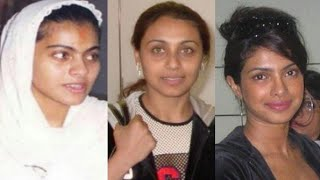 Bollywood Actress without Makeup And Actors