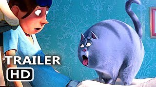 THE SECRET LIFE OF PETS 2 Trailer # 2 (2019) Pets 2, Animated Movie HD