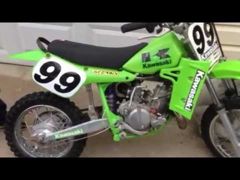 Kawasaki kx 60 kids dirtbike for sale (SOLD)