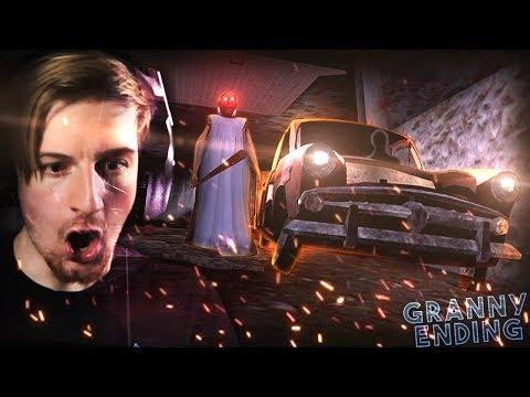 WE CAN TAKE THE CAR!? YEP. || Granny 1.5 (Update ENDING) thumbnail