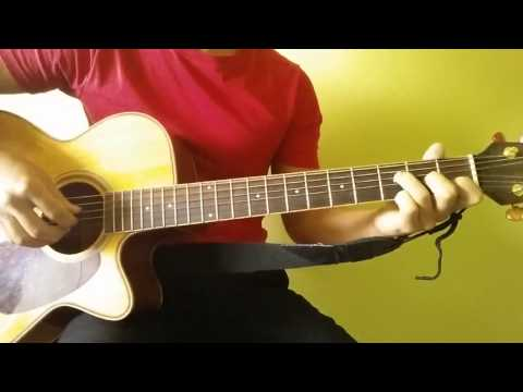 Falling Slowly - Glen Hansard - Beginner Guitar Fingerstyle Tutorial