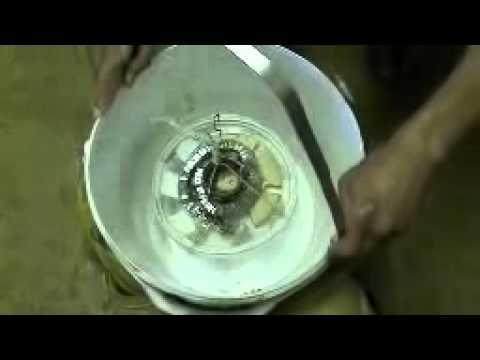 Вечный двигатель на магнитах, прошлую заливку трехлетней давности ЮТУБ удалил - Глобальная Волна