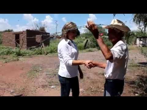 Entrega DIF Guaymas en comunidades Yaquis