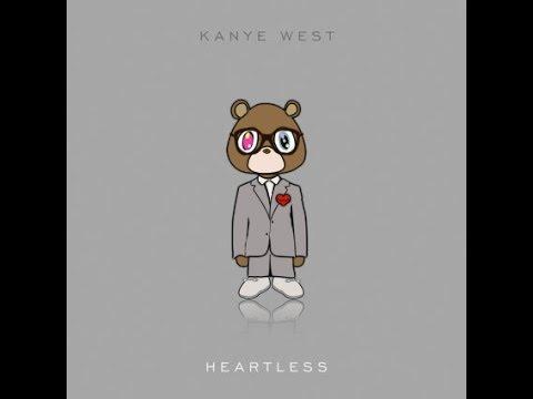 Kanye West- Heartless Lyrics video