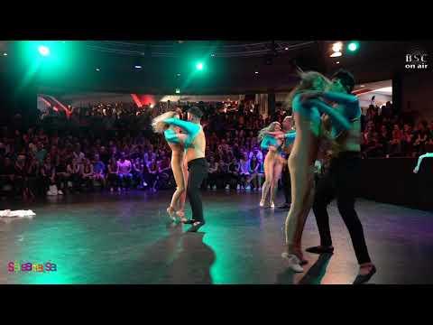 Bachata Fusion Project Stargate Show (BERLIN SALSA CONGRESS 2018)