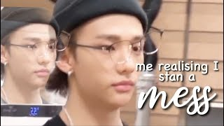 stray kids being a mess in 2018 | funny moments