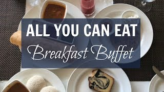 Breakfast Buffet in Mumbai at Trident BKC | Mumbai Hotels