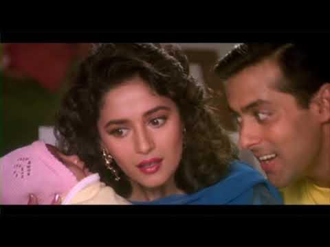 Dhiktana - Salman Khan & Madhuri Dixit / КТО Я ДЛЯ ТЕБЯ? (1994)