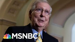 Mitch McConnell Advisers React To Amy McGrath's Plans | Morning Joe | MSNBC