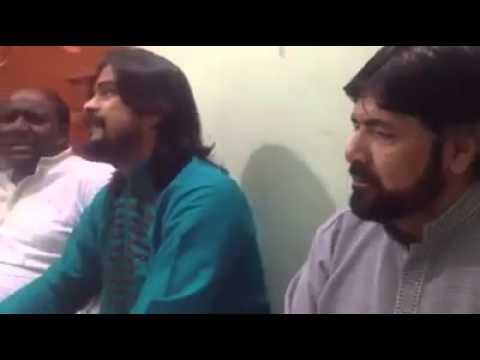 Abbas Tere Dar Sa-m Iqbal Hussain Baloch   Chacha Bali video