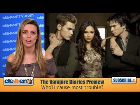 The Vampire Diaries Season 2 Ep 1 