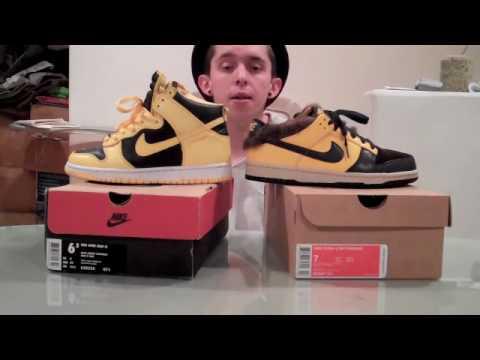 Franalations Nike Dunk Video 1