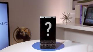 Is this the Blackberry Mercury // Key One?