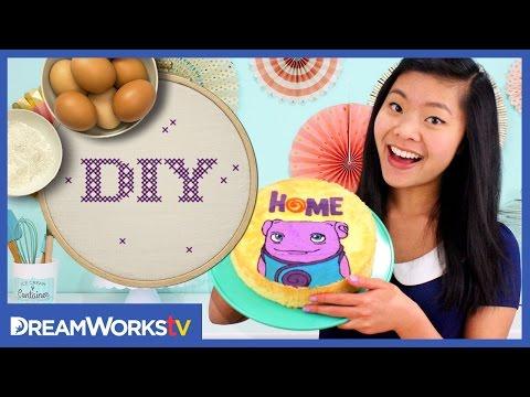 Kawaiisweetworld's Home Themed Cake I DIY