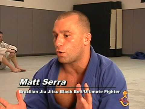 Matt Serra Interview.mpg Image 1