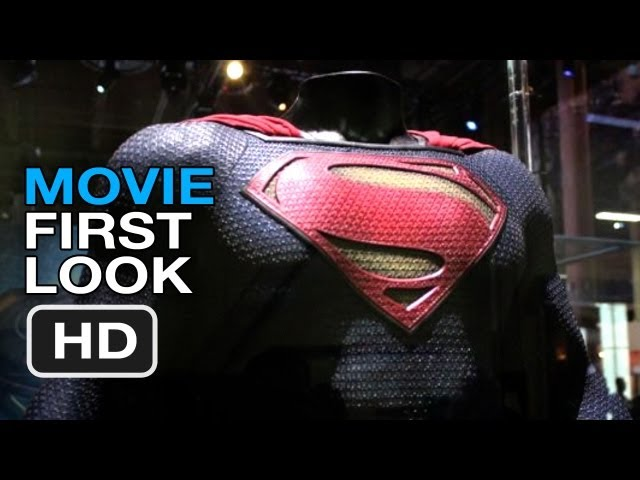 Man Of Steel – Movie First Look (2013) Superman Movie HD