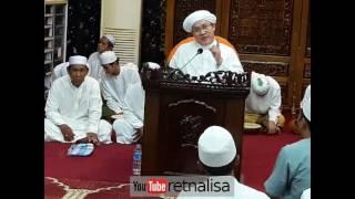 Guru Zainuddin Rais Pengajian Malam Senin 01 Januari 2017