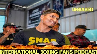 Can Mikey Garcia compete w/ Terence Crawford, Errol Spence & best @147?