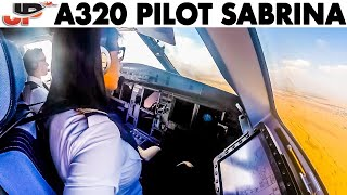 Piloting the AIR ARABIA Airbus A320 | Cockpit Views