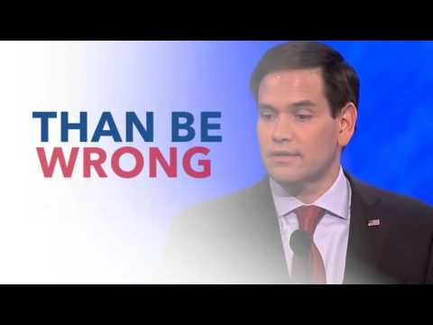 Marco Rubio is a Pro-Life Leader