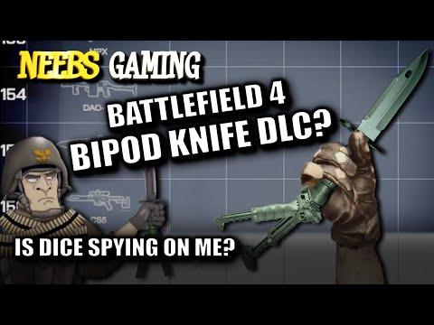 Bipod Knife Dlc? - Battlefield 4 video