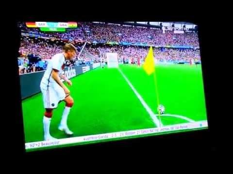 Germania-Ghana 2-2 SKY HD - Ampia Sintesi - Full Highlights - All Goals