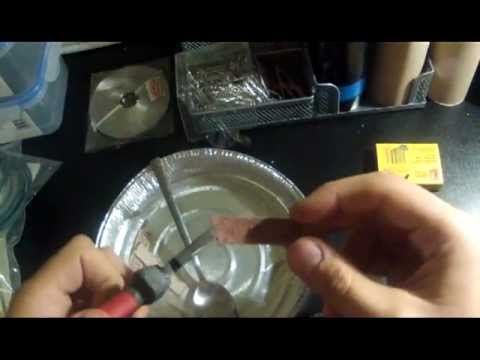How to make home-made fuse for use with fireworks or pyrotechnics.
