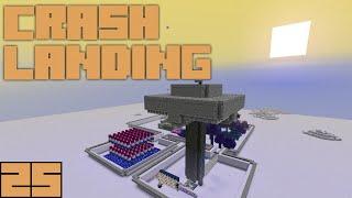 Minecraft Crash Landing - Final Stretch [E25]