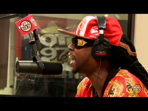 2 Chainz Freestyles On Hot 97 With Funk Master Flex!