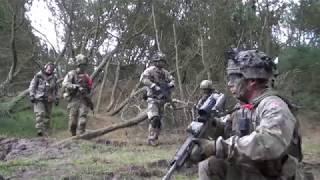 Panserinfanterister klar til Estland