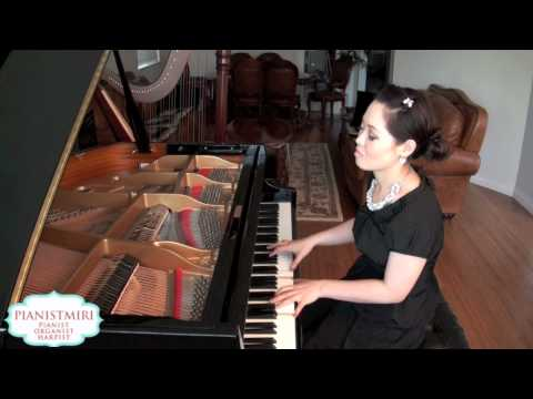 Chris Brown  - She Ain't You | Piano Cover By Pianistmiri video