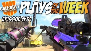MADNESS & MAYHEM - Call of Duty Black Ops 4 PLAYS OF THE WEEK #31