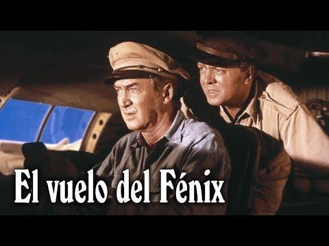 El Vuelo Del Fénix - Robert Aldrich (1965)